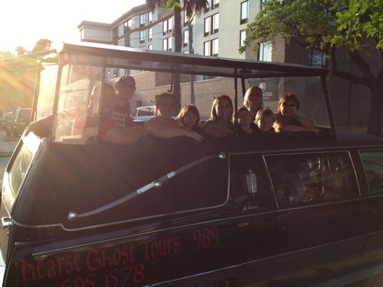 Hearse Ghost Tours: A great tour