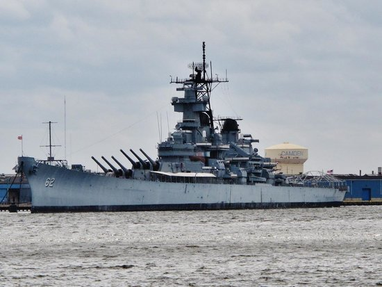 Independence Seaport Museum: USS New Jersey