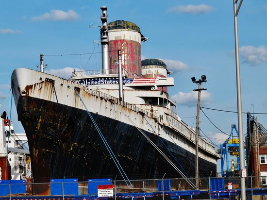 Independence Seaport Museum: SS United States