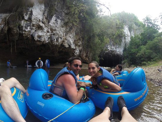 Cave Tubing and Jungle Trek Tour: And towards the end...