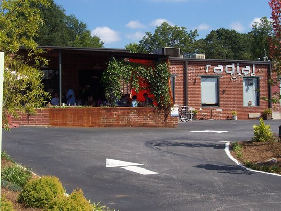 Photo of American Restaurant Radial Cafe at 1530 Dekalb Ave Ne, Atlanta, GA 30307, United States