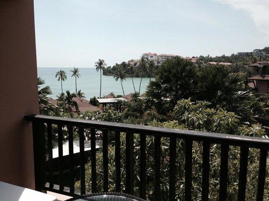 Pullman Phuket Panwa Beach Resort: view from Block 3, lvl2