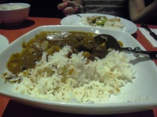 Bamboo Jacks: Massaman Curry and Pork Belly