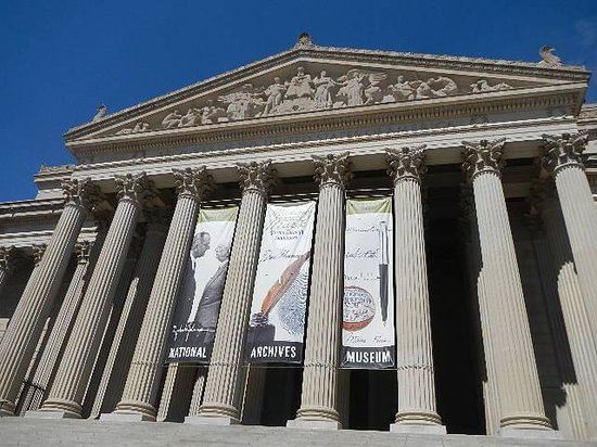 The National Archives Museum : Archives Building