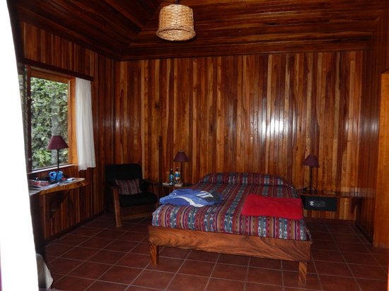Arco Iris Lodge: Interior of room