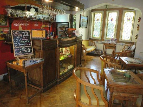 Hostal Rio Amazonas : Lounge