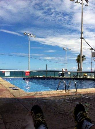 Monte Pascoal Praia Hotel Salvador: saudade