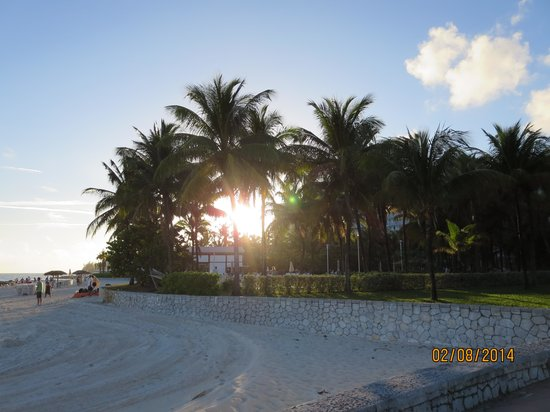 Grand Lucayan, Bahamas : Sunset