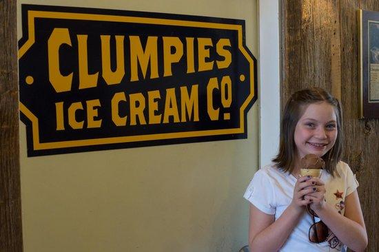 Clumpies Ice Cream Co.: Ice Cream