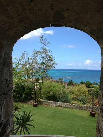 The Buccaneer St Croix: View from Sugar Mill