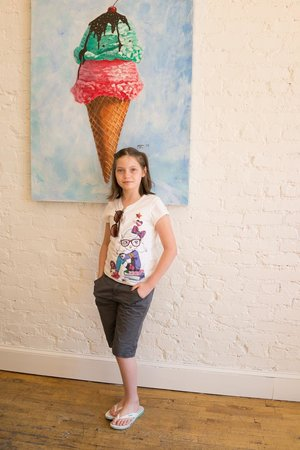 Clumpies Ice Cream Co.: Wall Art