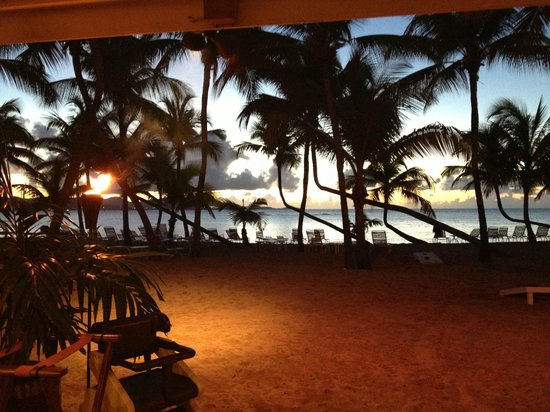 The Buccaneer St Croix: The Mermaid Restaurant - dinner