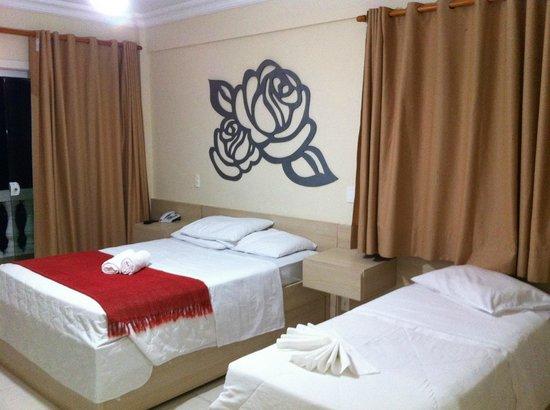 Ocean View Hotel: Suite com vista para  o mar