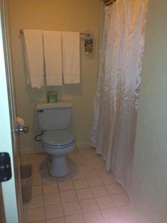 Tidewater Inn: Bathroom