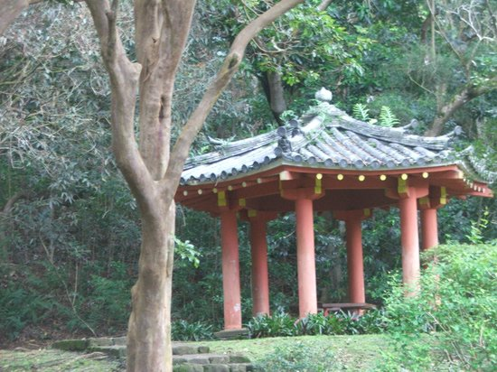 Valley of the Temples: Meditation Pavilion