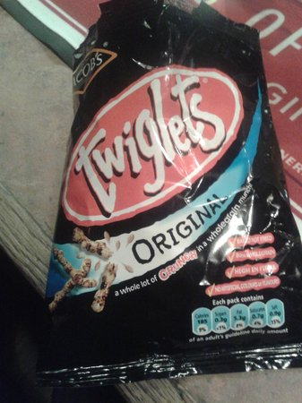 The Queen's Larder: Twiglets. What a surprise!!!