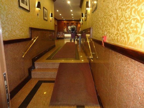 Hotel Newton : entrada II