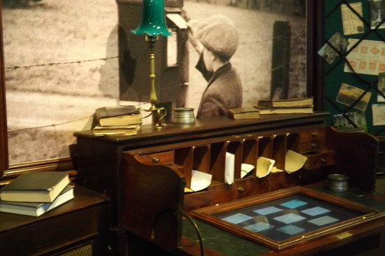 GPO & GPO Witness History Visitor Centre: Inside the General Post Office (GPO)