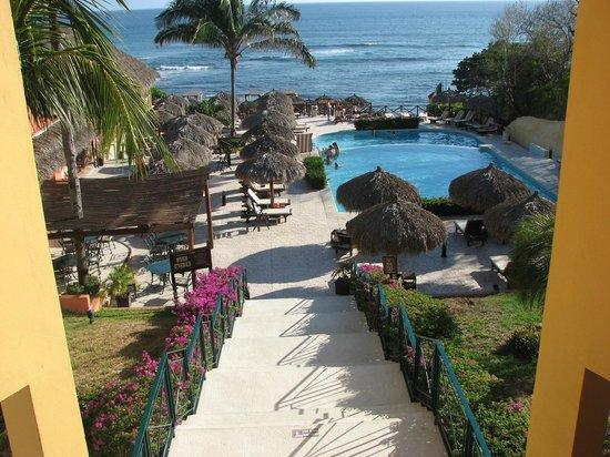 The Royal Suites Punta de Mita : The Royal Suites pool