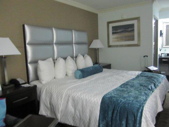 Best Western Webster Hotel, NASA: The room