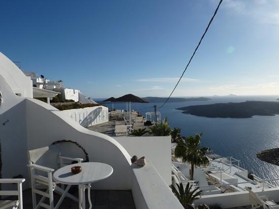 Dana Villas Hotel & Suites : Santorini
