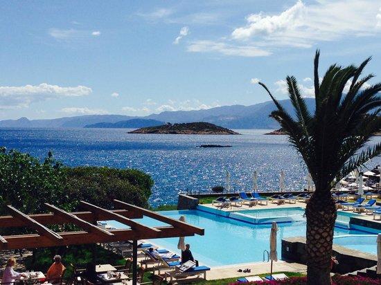 St. Nicolas Bay Resort Hotel & Villas: view from room