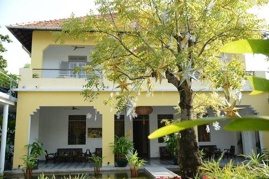 The Plantation - urban resort & spa : Hotel entrance