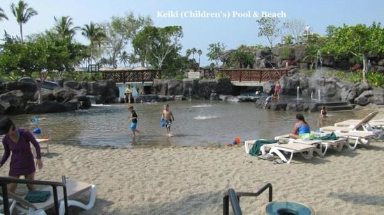 Kings' Land by Hilton Grand Vacations: Childrens pool