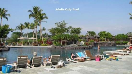 Kings' Land by Hilton Grand Vacations: Adult pool