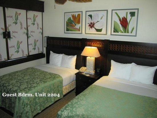 Kings' Land by Hilton Grand Vacations: Guest bdrm