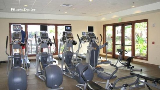 Kings' Land by Hilton Grand Vacations: Fitness Center