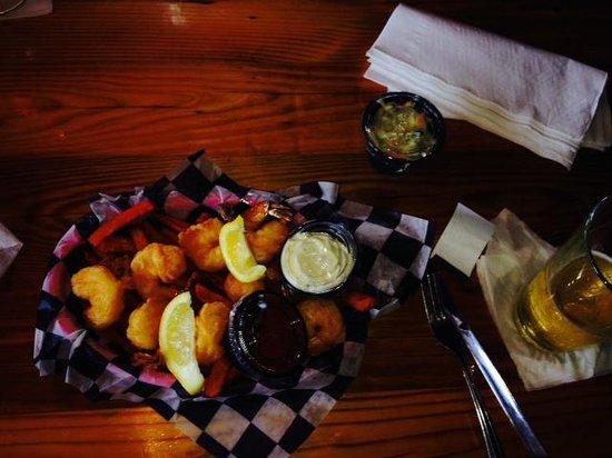NSB Seashack : fried shrimp