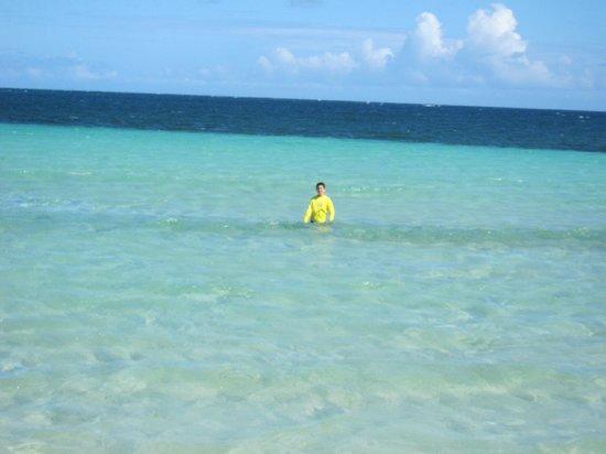 Blue Beach (La Chiva) Paradise