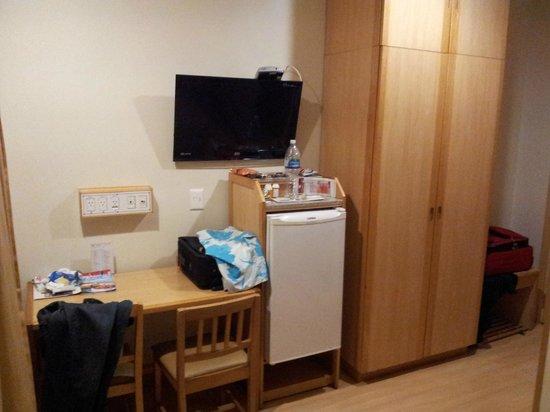 Hotel Regina: Room area