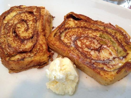 Hershey Pantry: Cinnamon French Toast