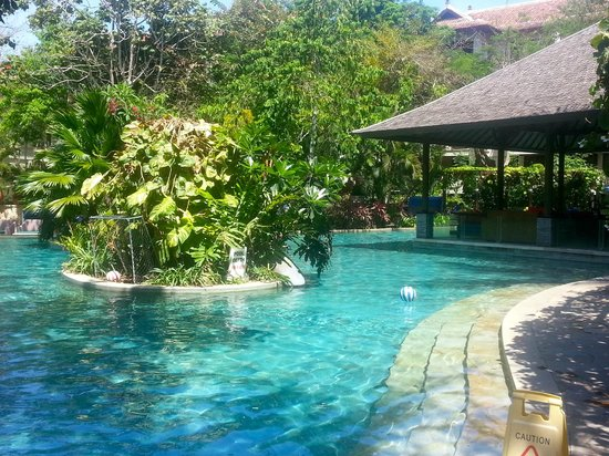 Novotel Bali Nusa Dua Hotel & Residences : Awesome pool