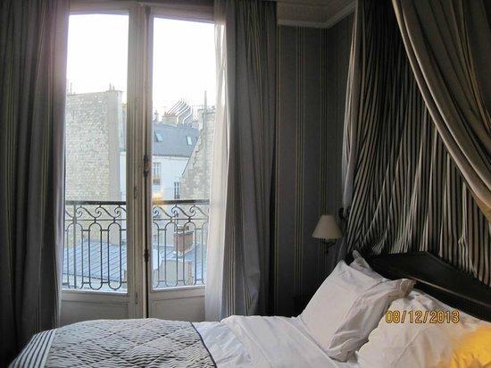 Le Dokhan's, a Tribute Portfolio Hotel : balcony