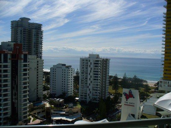 Sofitel Gold Coast Broadbeach : Ocean view