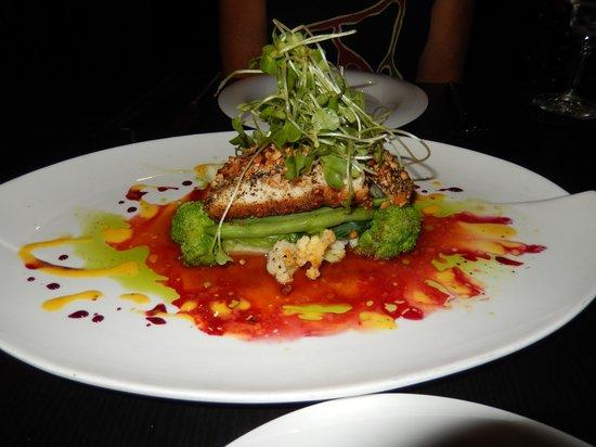 Green Mango Restaurant: Green Mango Hoi An - Sea Bass