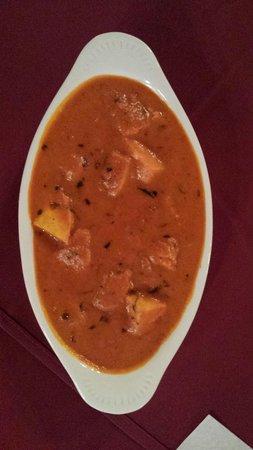 India Palace: Chicken tikka masala