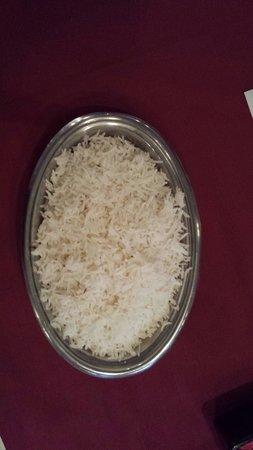 India Palace: Rice