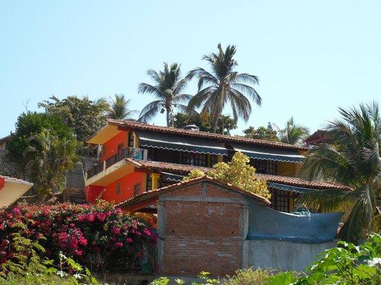 Casa Olga : From the street