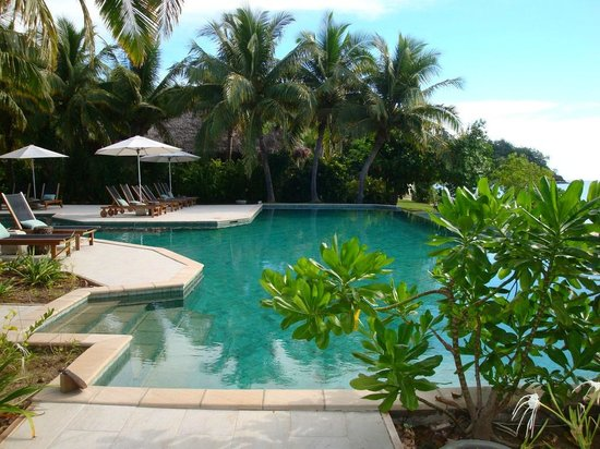 Likuliku Lagoon Resort : Pool