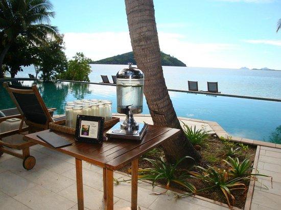 Likuliku Lagoon Resort: Pool with Fresh Water