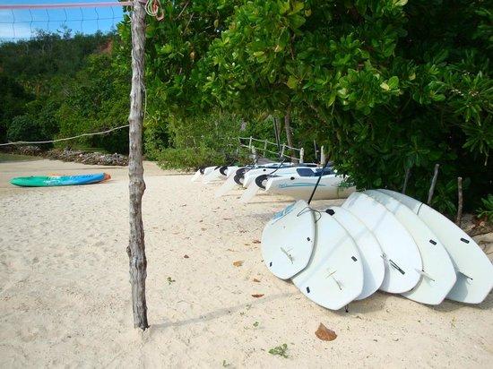 Likuliku Lagoon Resort : Beach Activities - Fun
