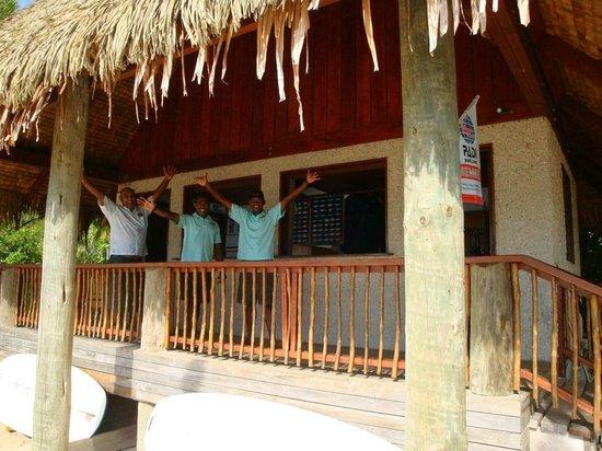 Likuliku Lagoon Resort : Dive and Water Activities Center