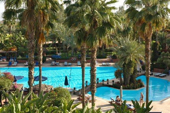 Le Meridien N'Fis: Hotel pool