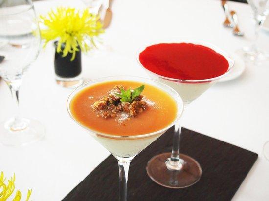 Senso Ristorante and Bar: Panna Cotta