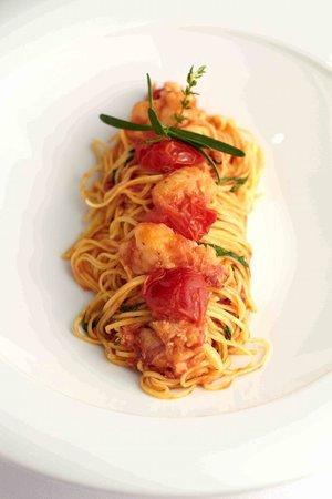 Senso Ristorante and Bar: Taglierini with Boston Lobster