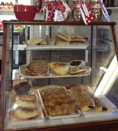 Portside Coffee : Delicious pastries